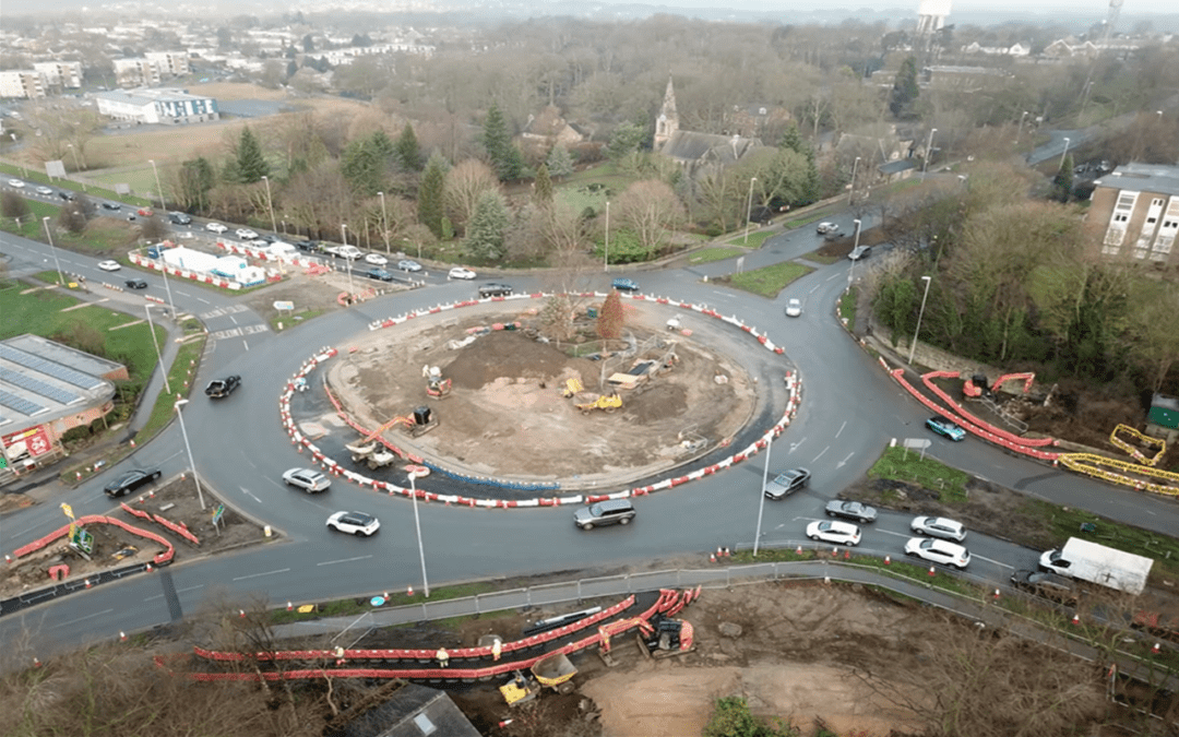 A6120/A61 Harrogate Road junction improvements 29.01.19 update